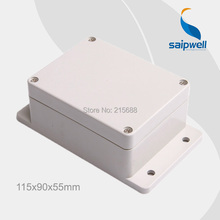 Hot sale Waterproof electric plastic ABS box IP65 115*90*55mm(SP-F3-2)