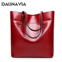 Genuine Leather Bags for Women Messenger Casual Handbags for Ladies Real Leather Tote Bag Shoulder Bags Womens Waterproof Bag
