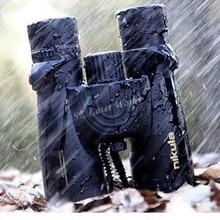 лучшая цена High quality binoculars 10X42 HD nitrogen waterproof night vision binoculars telescope spotting scope Free shipping #TC-17