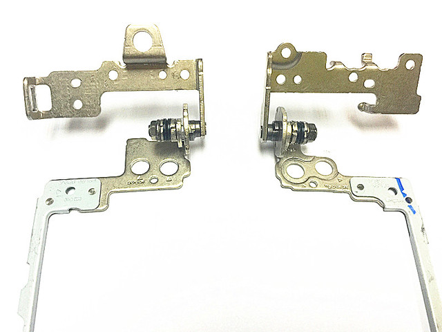 US $29 88 |New and orginal laptop hinges for HP 250 G6 250G6 TPN C129 TPN  C130 15 BS L&R hinges for free shipping-in LCD Hinges from Computer &  Office