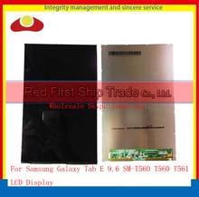 De alta Calidad Para Samsung Galaxy Tab 9.6 E SM-T560 T561 T560 Pantalla LCD Envío Libre + Código de Seguimiento