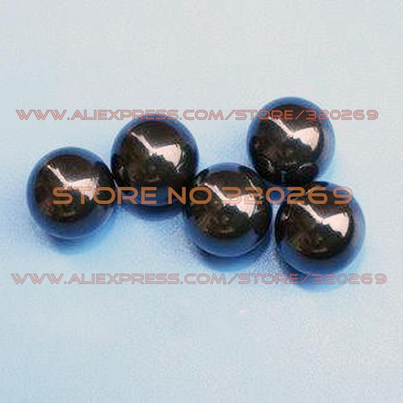 """7//16/"""" G5 Ceramic Bearing Balls Silicon Nitride Si3N4 25 PCS 11.113mm"""