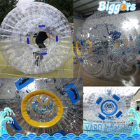 Commercail Grade Inflatable Human Roll Inside Inflatable Sumo Zorb Balls For Game