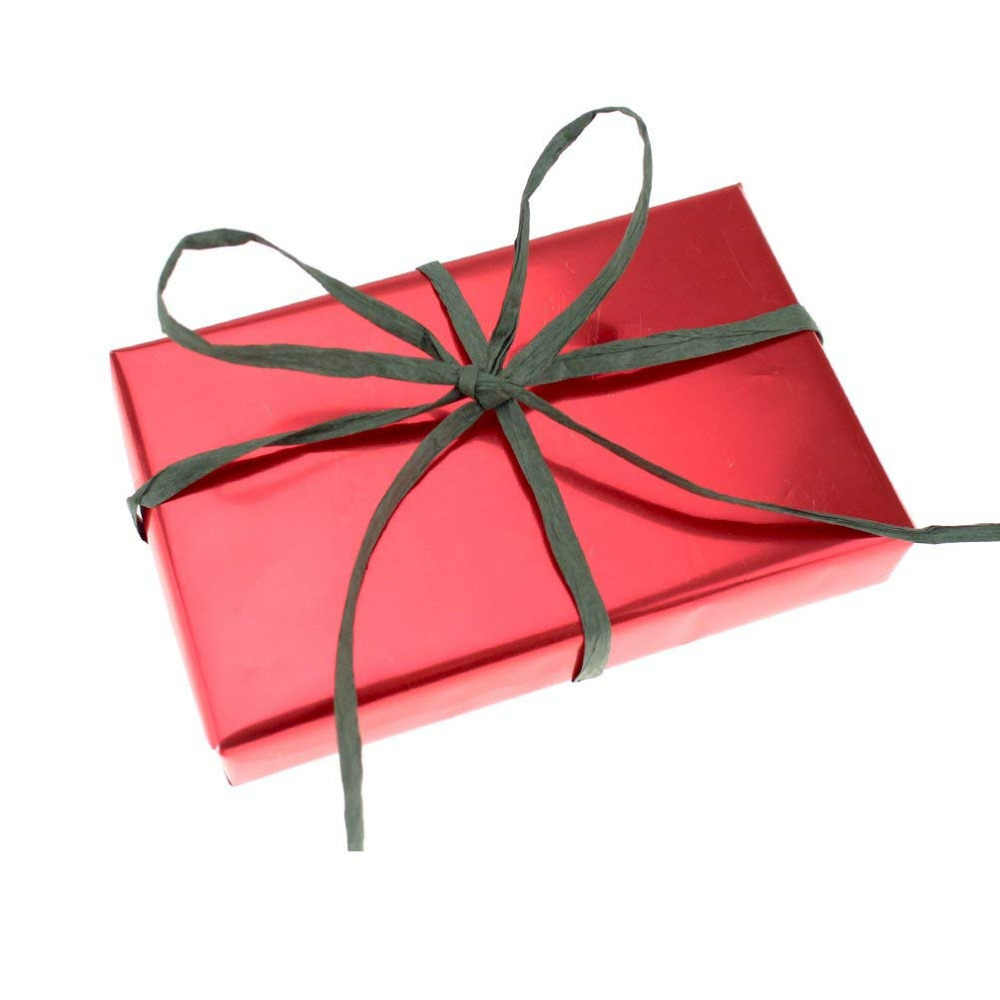 ULTNICE 3 Rollen Bast Papierband Papier Schnur Schnur Band f/ür Geschenkverpackung Box Verpackung Kunstwerke DIY Handwerk Verzierungen Braun Rot Gr/ün