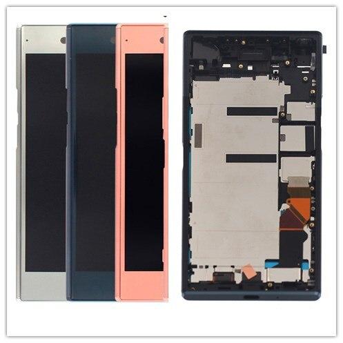 JIEYER écran LCD pour Sony Xperia XZP XZ Premium G8142 écran tactile 5.5 pouces numériseur assemblée G8141