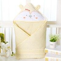 90*90cm Baby Stroller Sleeping Bag Dot Spring Fall Warm Sleepsacks Newborn Envelope For Kids Boys Girls Pram