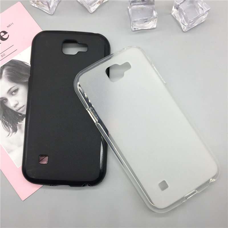 TPU Soft Cases for LG K3 Lte K100 K100DS 4G Case Slim 360 Protect <font><b>Black</b></font> Color Silicon <font><b>pop</b></font> Back Cover for LG K3 Case Capa Para image