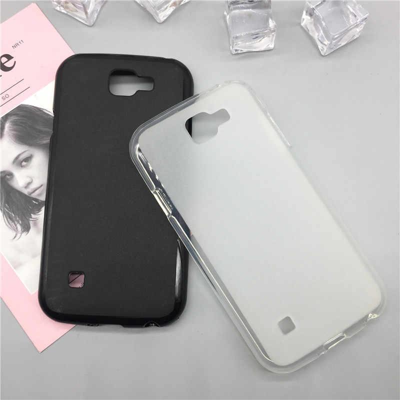 Tpu Soft Cases Voor Lg K3 Lte K100 K100DS 4G Case Slim 360 Beschermen Zwarte Kleur Silicon Pop Terug cover Voor Lg K3 Case Capa Para