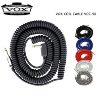 Vox VCC90 Vintage Coiled Guitar Cable 9 Meter Bass Cable Electric Guitar Cable 9m