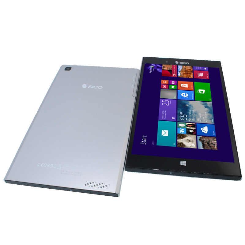 8 pouces support 3G réseau Windows 8.1 double cœur tablette PC 1280*800 1 + 16GB HDMI WiFi argent tablette