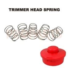 5PCS Universal Nylon Trimmer Head Spring