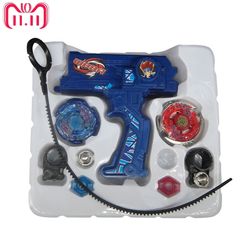 Beyblade Metal Fusion Toys For Sale Beyblades Spinning Tops Toy Set,Bey blade Toy with Dual Launchers,Hand Spinner Metal Tops metal stress relief spinner toy hand finger gyro