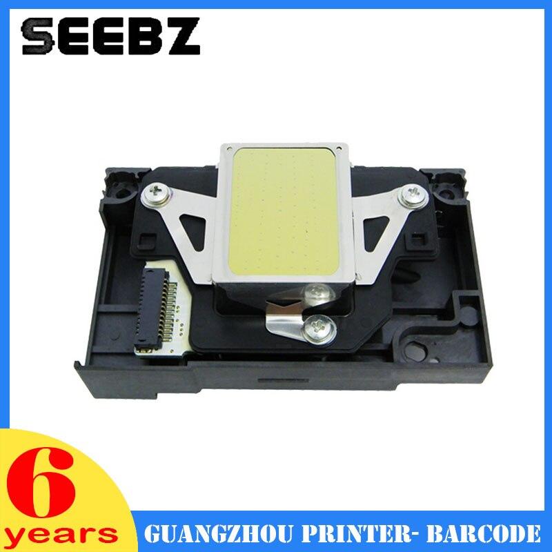bilder für SEEBZ Drucker Teile 100% Original Brand Neue Druckkopf Für T50 A50 P50 R290 R280 RX610 RX690 L800 L801 druckkopf
