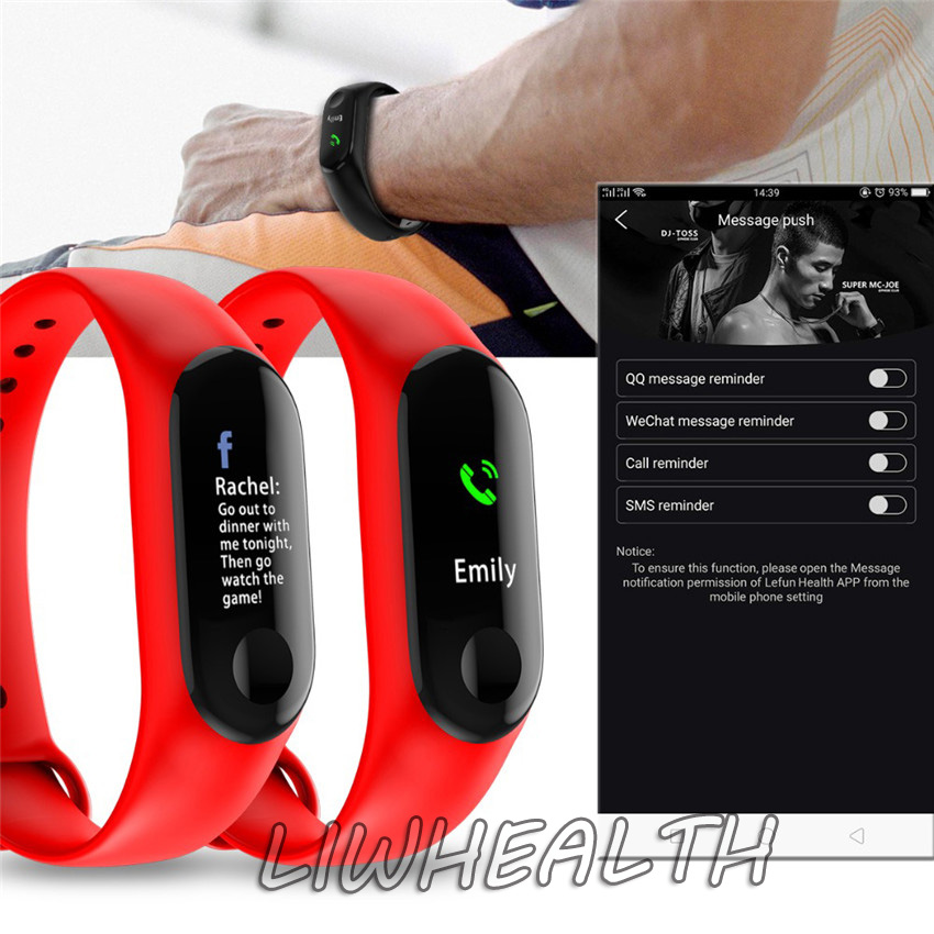 smart watch bracelet health fitness mi band 31 (19)