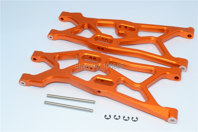 1 8 AXIAL YETI XL 90032 ALUMINIUM ALLOY FRONT LOWER ARM 1PAIR SET YTL055