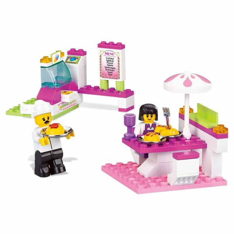102 шт./компл. DIY legoings модель строительные блоки комплект конструктор сборка головоломки Кирпичи Для Детский подарок Brinquedos