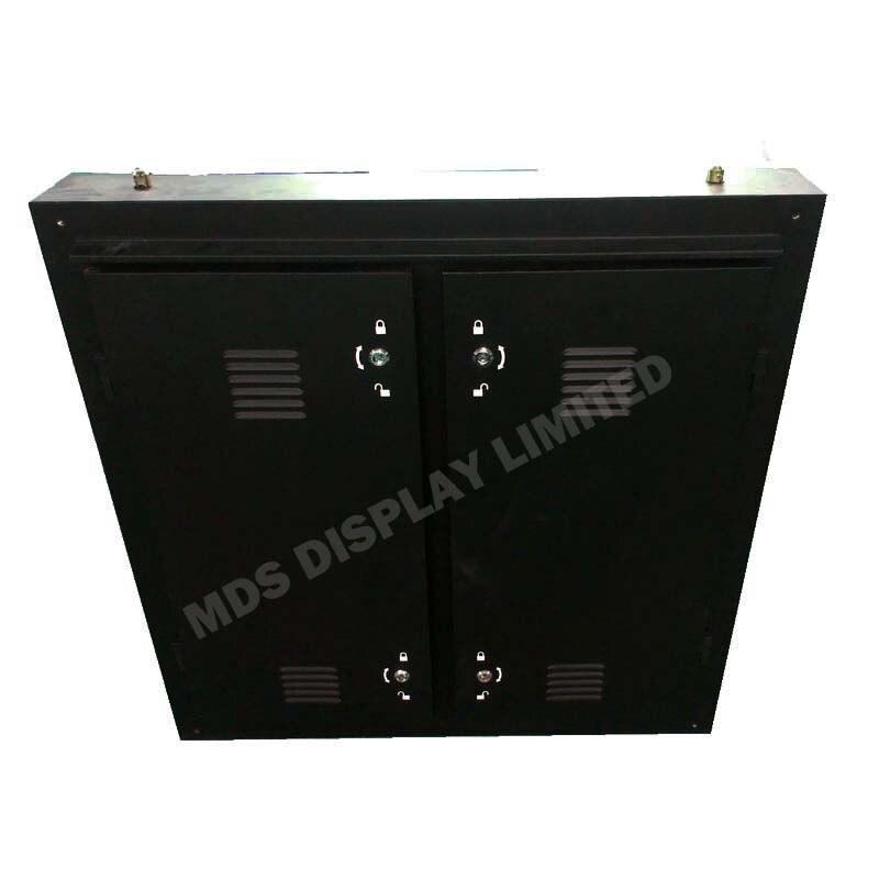 Haute luminosité P10 écran LED extérieur, 960x960mm panneau d'affichage externe, 96x96 pixel étanche smd polychrome panneau d'affichage LED
