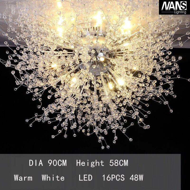 NANS Заманға сай жаңғыртылған Crystal Acrly LED - Ішкі жарықтандыру - фото 4