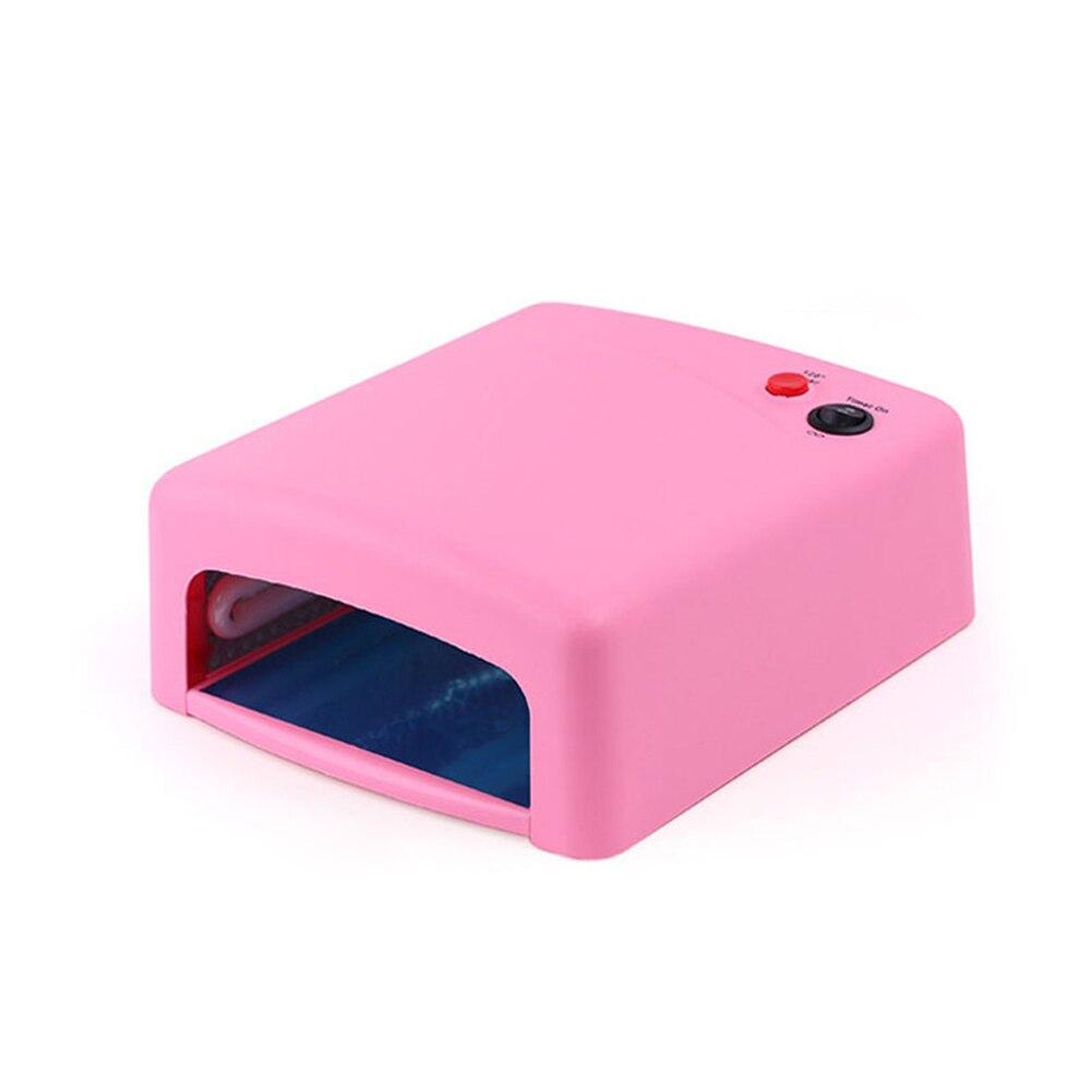 Nail Art Lamp Light 36W Dryer UV Gel Polish Curing Drying Machine Convenient For Women Lady QJ888