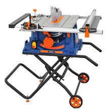 Woodworking Table Saw 2000W Dust-Free Cutting Machine Mitre Saw Electric Circular Saw With Free Blades M1H-ZP-254C