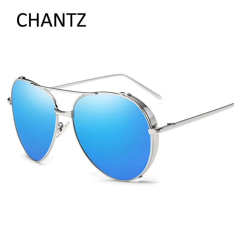 Retro kulaté Steampunk sluneční brýle ženy polarizované 2018 značka řízení sluneční brýle muži povlaky brýle UV400 Gafas De Sol 8096