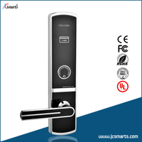 125Khz IC ID Card Swipe Door Lock Hotel Key Card System With Free Software