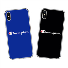 iphone x coque champion