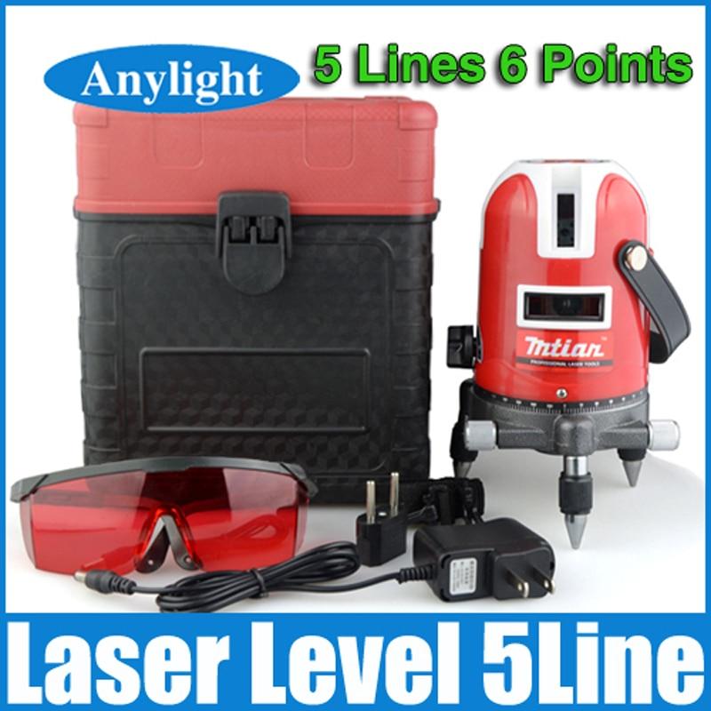 Лазерный уровень 5 6