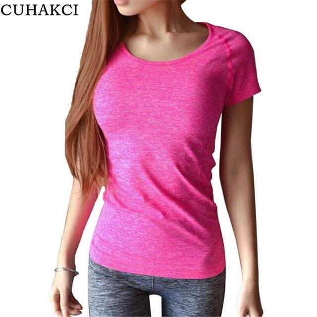 Aliexpress.com : Buy CUHAKCI Summer t shirt Slim Cotton Tshirts ...