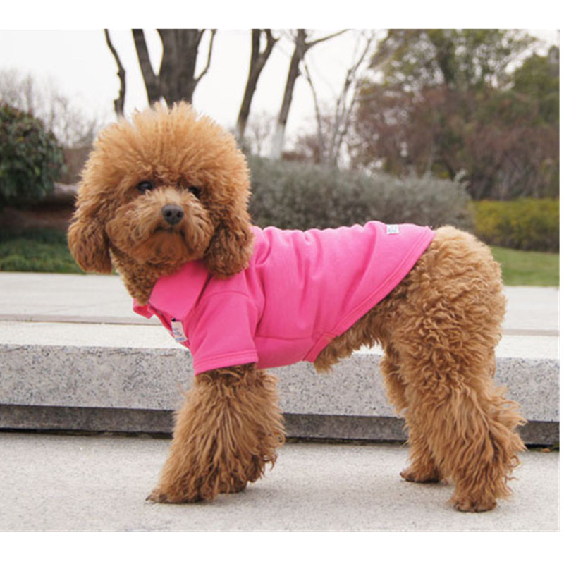 Pure-Color-Dog-Polo-T-Shirt-Cotton-Dog-Clothes-Spring-and-Summer-Vest-for-Teddy-Puppy (1)
