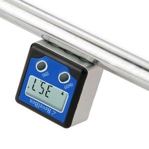 Image 5 - זווית Finder מד זוית Inclinometer עם 3 חזק דיסק מגנט עמיד למים דיגיטלי פוע תיבת מד
