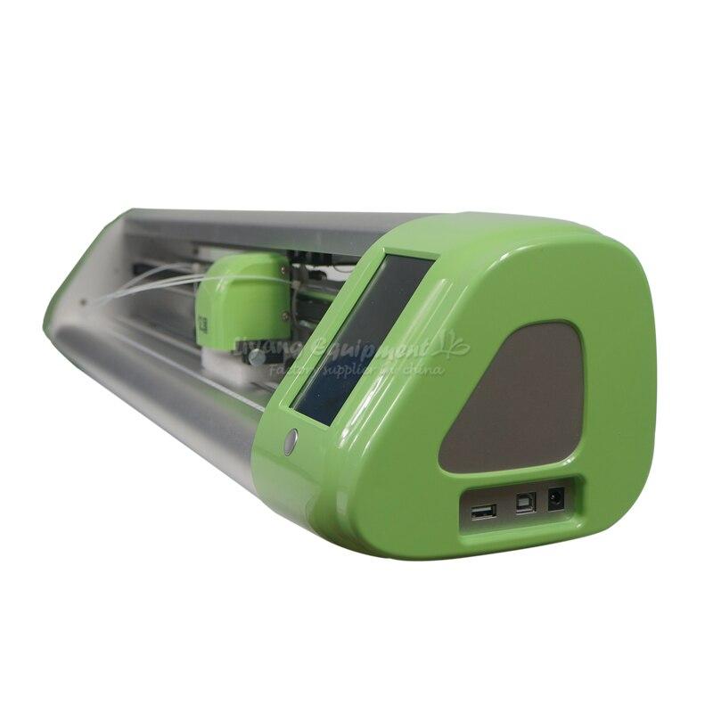 Fonction Wifi 390-610mm vinyle numérique autocollant découpe traceur caméra profil Machine de découpe Laser Machine d'impression