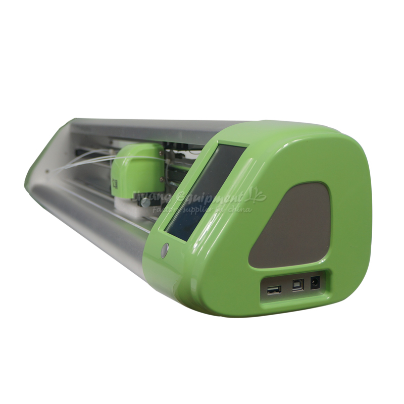 Wifi Function 390-610mm Digital Vinyl Sticker Cutting Plotter Camera Profile Die Cutting Machine Laser Printing Machine