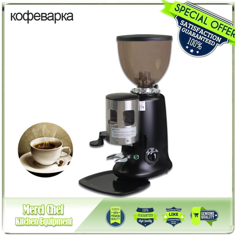 Coffee Grinder Coffee Maker 220v Commercial Heavy Duty New 350W High Power burr Coffee Grinder Electric Beans Nuts Grinders g520 one pound commercial coffee for sale electric burr grinders machine infinity conical burr grinder