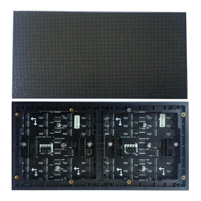 P2 SMD1515 LED Module 128*128mm 64*64 Pixels 1/32 Scan Indoor RGB Full Color 2mm For LED Display Screen Led Panels