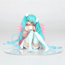 Presale September Vocaloid figure casual wear version Hatsune Miku model Figurals