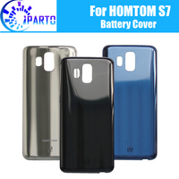 HOMTOM S7 Battery Cover Replacement 100% Original New Durable Back Case Mobile Phone Accessory for HOMTOM S7