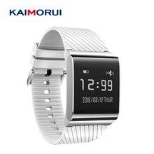 Kaimori X9 плюс Смарт-фитнес браслет сердечного ритма Мониторы Фитнес трекер IP67 Водонепроницаемый шагомер smartband для IOS Android