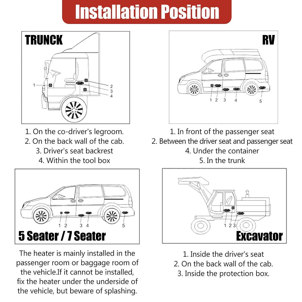 diesel dos furos da integração 8kw 12