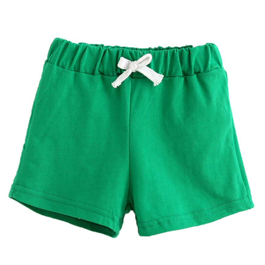 2017 Summer Cheap Casual Boys And Girl Shorts Colors Kids
