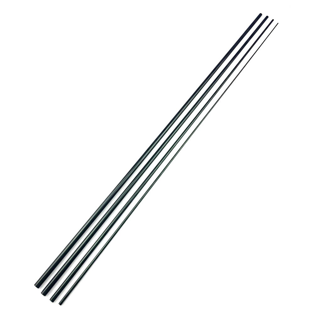NooNRoo IM6 24T 9FT/2.7M 4Sections 5/6wt 7/8wt Carbon Fishing Rod Blank Fast Action 904