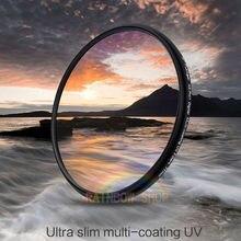 Ultra Slim 77mm Glass MC UV Filter 16 Layer Multi Coated Pro1 77 mm MCUV filter