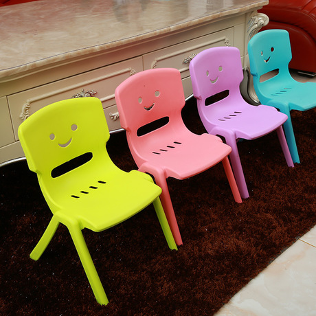 Children chairs kids Furniture PP kids chair quality 2018 wholesale hot new solid colors 27*49 cm Children chairs kids Furniture PP kids chair quality 2018 wholesale hot new solid colors 27*49 cm