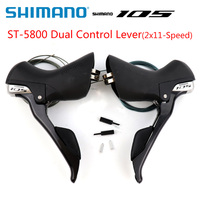 SHIMANO 105 ST 5800 Dual Control Lever 2x11 Speed 105 5800 Derailleur Road BIKE 22s R7000 Shifter