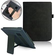 лучшая цена PU Leather Case for7.8'' Pocketbook 740 InkPad 3 PocketBook InkPad 3 Pro E-books Portable Handheld Bracket Auto Sleep/Wake Cover