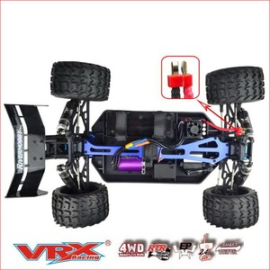 Image 3 - VRX Racing RH818 Cobra 1/8 Scale 4WDไฟฟ้ารถบรรทุกBrushless Rc,RTR W/60A ESC/3660มอเตอร์/11.1V 3250MAH Lipoแบตเตอรี่