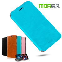 M Mofi For Xiaomi Redmi Note 4 5 5 Case Luxury Flip Leather Cover With Stand