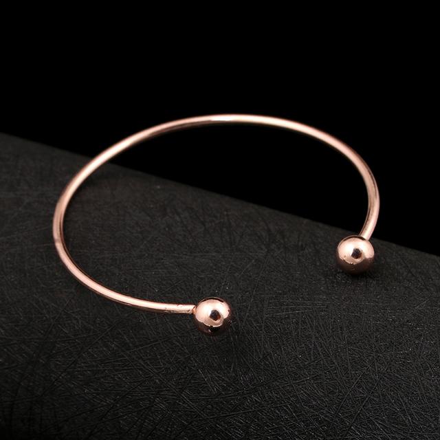 Nouveau Top Qualité Marque Conception Bracelets & Bangles Argent/Or Couleur Femmes Bijoux Manchette Réglable Bracelet Bracelet ns84