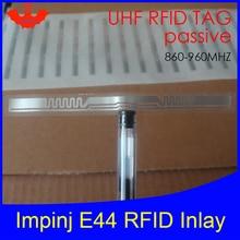 Label Dry-Inlay Rfid-Tag UHF E44 860-960MHZ Higgs3 EPCC1G2 Smart-Card Passive 6C Impinj