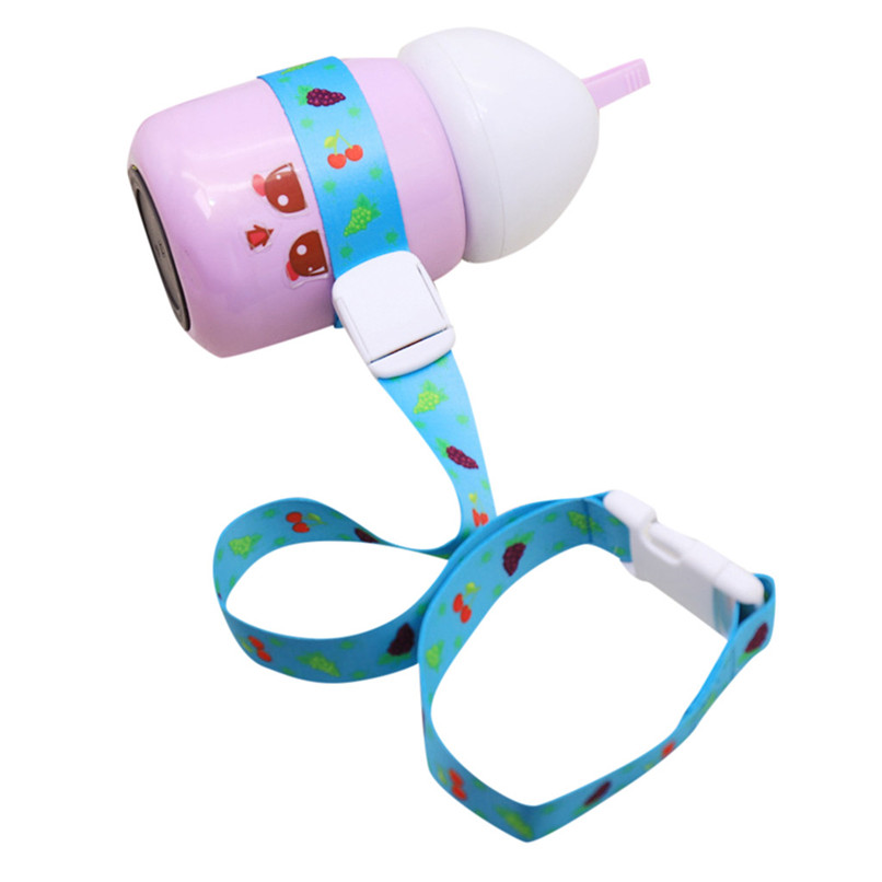 Cute Kids Baby Boy Girl Cartoon Stroller Toy Secure Loss Prevention Button Strap Chain Accessories For Baby 30MY10 (7)